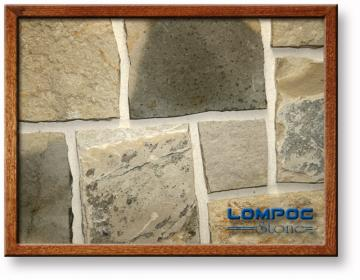 Click for a Large Photo of Lompoc Petite European Castle Stone